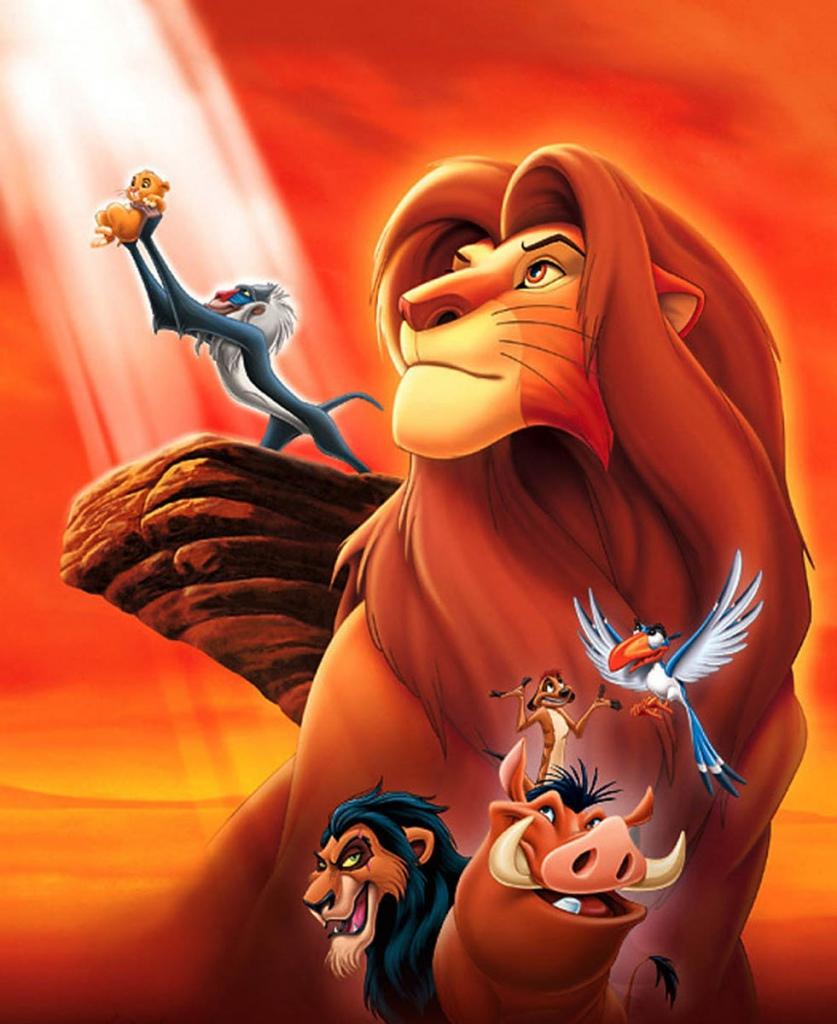 Vous croyiez tout savoir sur le roi lion hebdo cin - Voir le roi lion ...